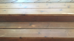 Residential Deck Staining by Posten