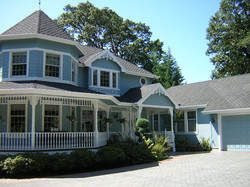 Residential Exterior Painting