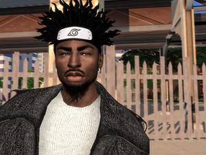 Ebonix | Naruto Headband