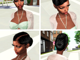 Ebonix | Imogen Sleek Natural Hair