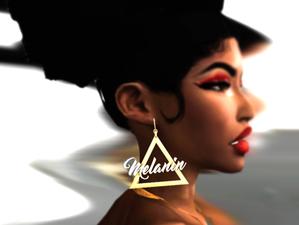 Ebonix   Melanin Earrings