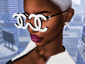 Ebonix   Chanel Boss Glasses