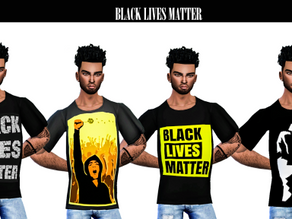 Ebonix | Black Lives Matter Tee