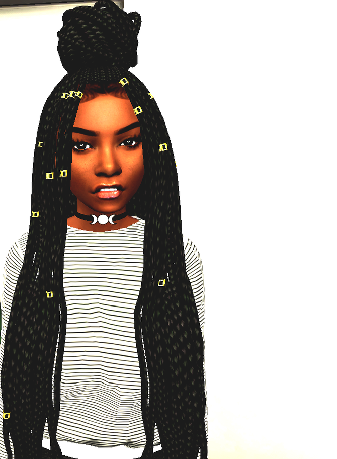 Ebonix | Poetic Braids