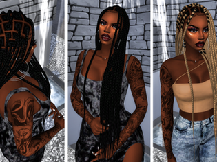 Ebonix| Shauna Box Braids