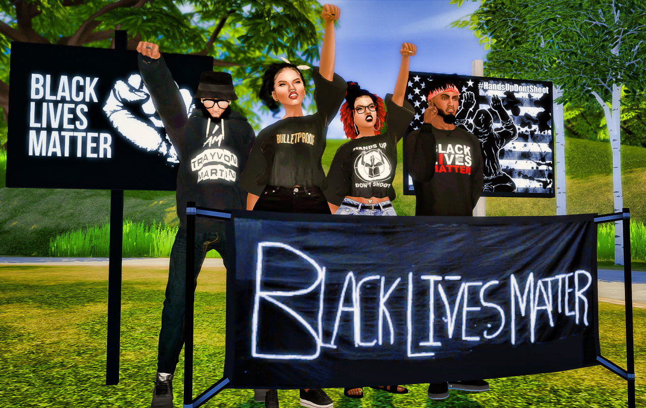 Ebonix | Black Lives Matter Rally Pack