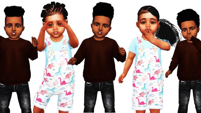 Ebonix | Toddler Starter Kit Pt.2