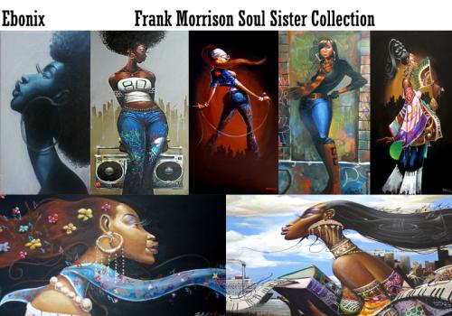 Ebonix | Frank Morrison Art Collection