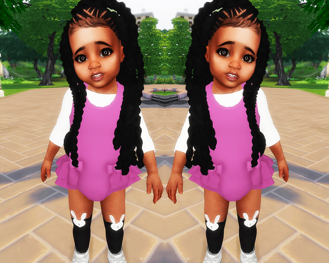 Ebonix | Broodsims Jumbo Braids