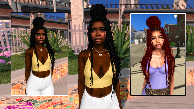 Ebonix | 🥰 Teigan Braids 🥰