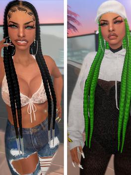 Ebonix | Smokie Braids