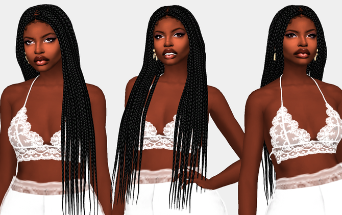 Ebonix | Trial Braids