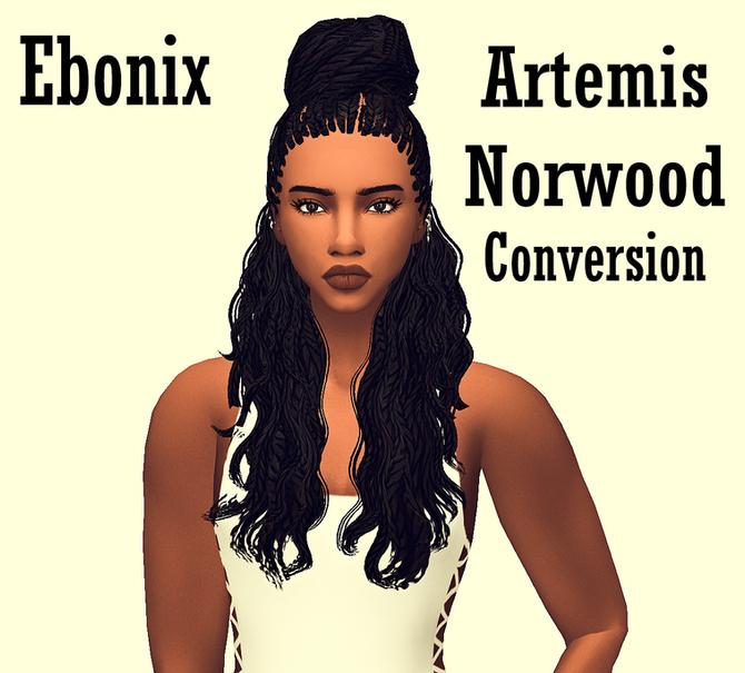 Ebonix | Artemis Norwood Female and Child