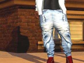 Ebonix   Urban Male Jeans