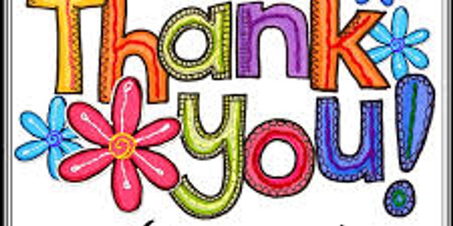 June PTA Meeting and Volunteer Appreciation