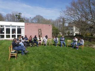 Sussex SU Volunteer Training Weekend