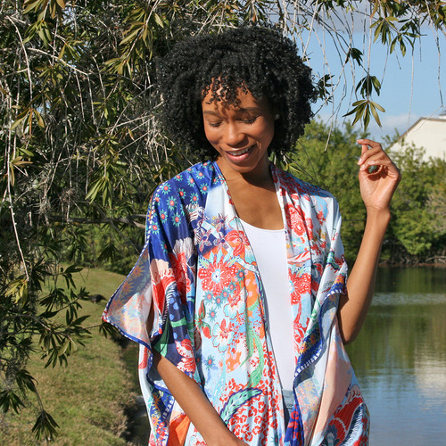 Love Kyla Maya Kimono   Fall 2020