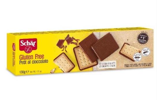 Petit al cioccolato 130g