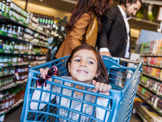 Local Grocer Helps Hungry Families