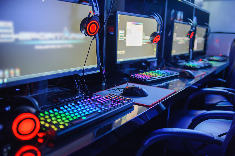 Gamin Gaming screensg Computers