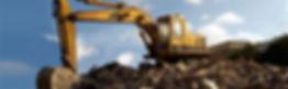 Demolition at Construction Site