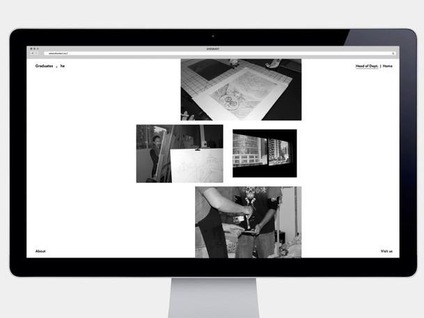 Art Website Design