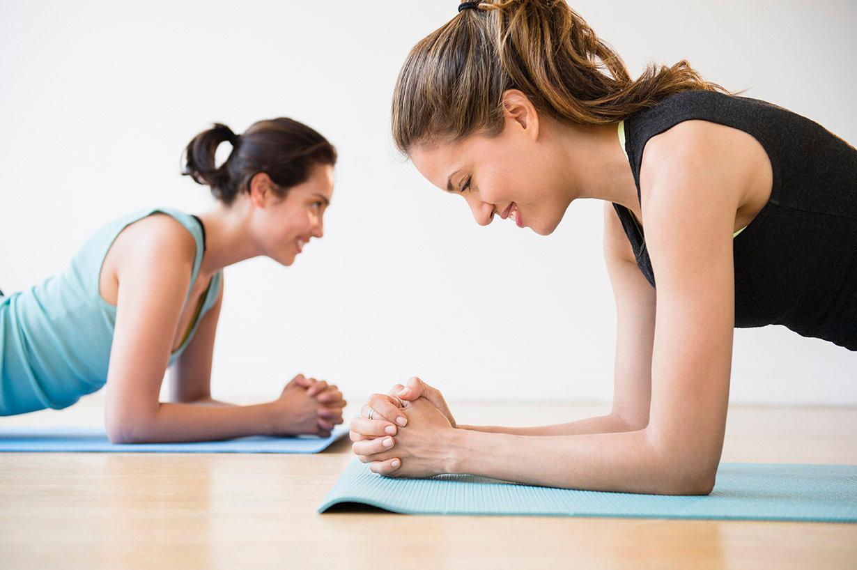 Community Mat Pilates
