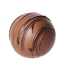 Milk Chocolate Carmel Truffles