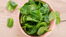 It's spinach month!