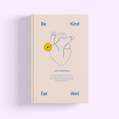 Be Kind Eat Well Diet Book
