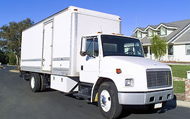 Toronto Movers - Toronto Moving Companies | Our Trucks | Movers