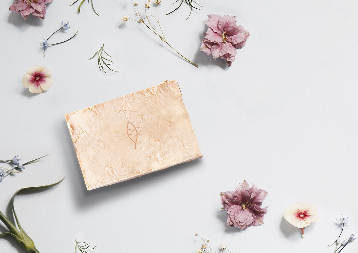 Natural Soap, One Leaf Miracle
