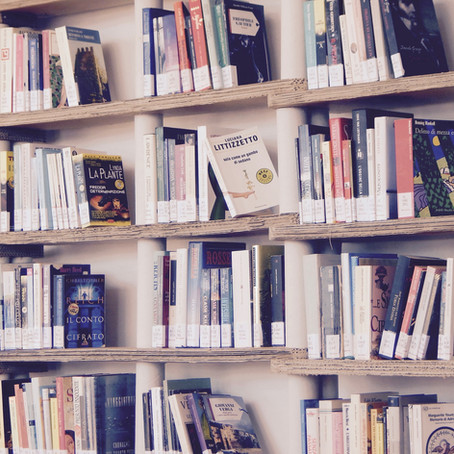 Lost in the library: what to read next?