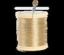 Spool  Of Golden Thread.
