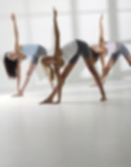 Group Class, Personal Training, Yoga