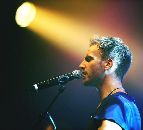 Singer Artist Image