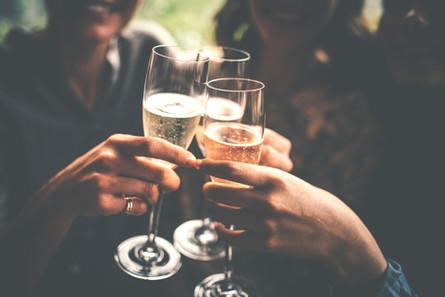 Cheers at Hawbridge Farm