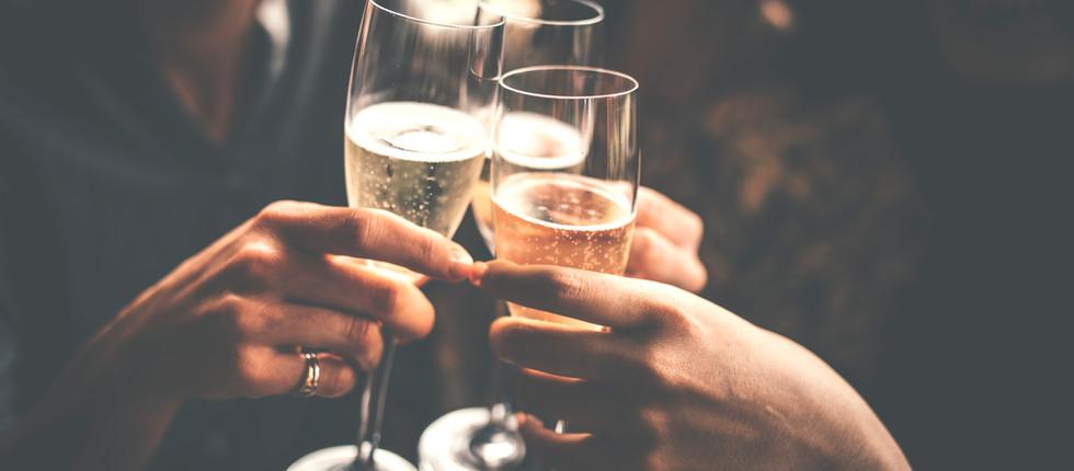 Cheers! Sauld! Saluti!