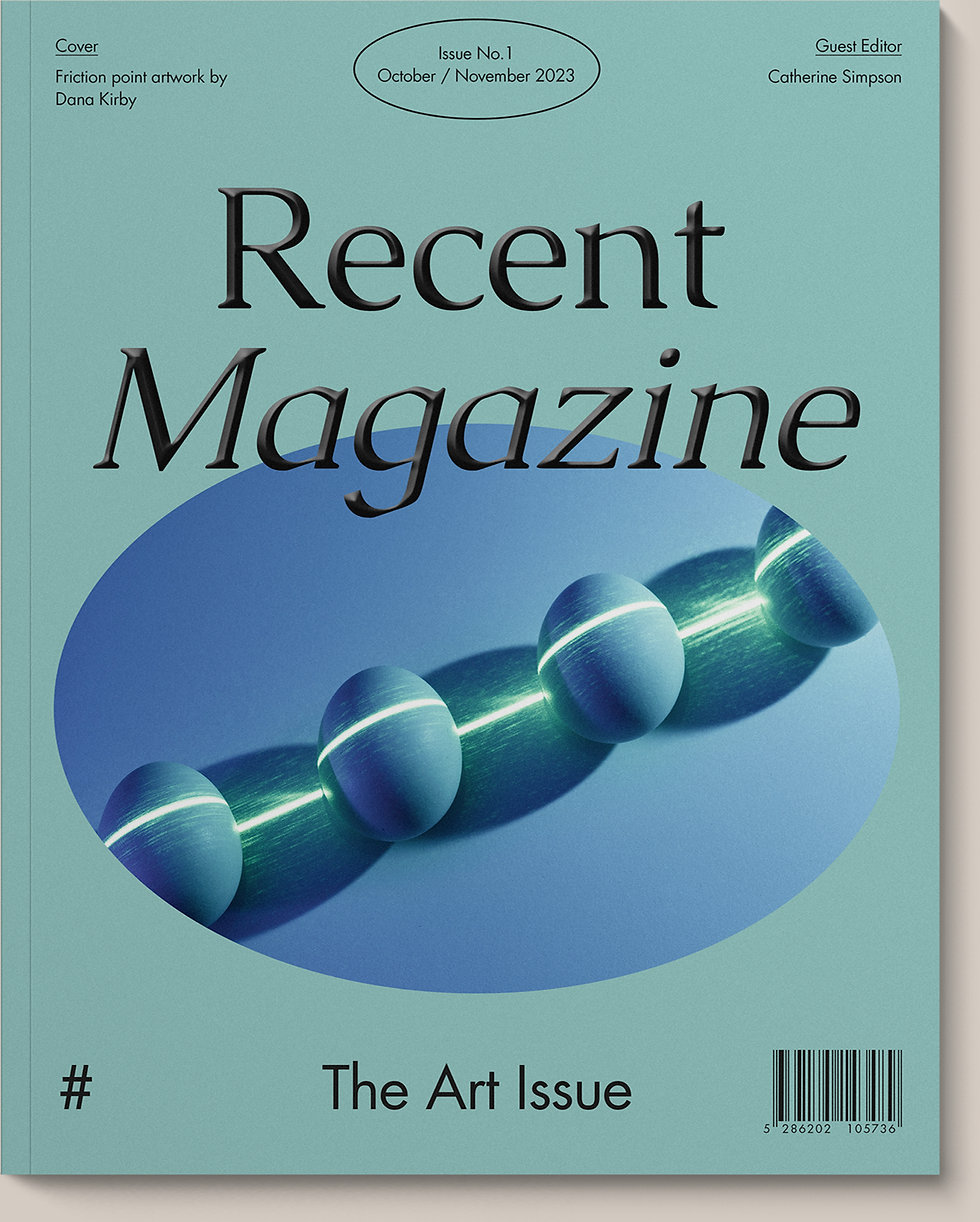 Cover of issue no.1
