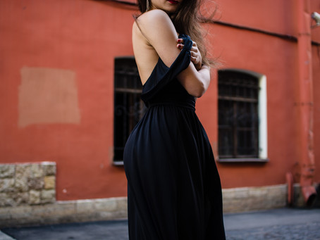 Black dresses for every occasion