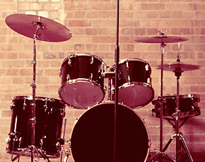 Instrument Rentals Drum Set