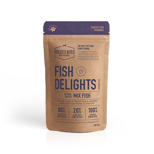 Fish Delights - Mix Fish