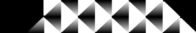 Triangular overlay pattern
