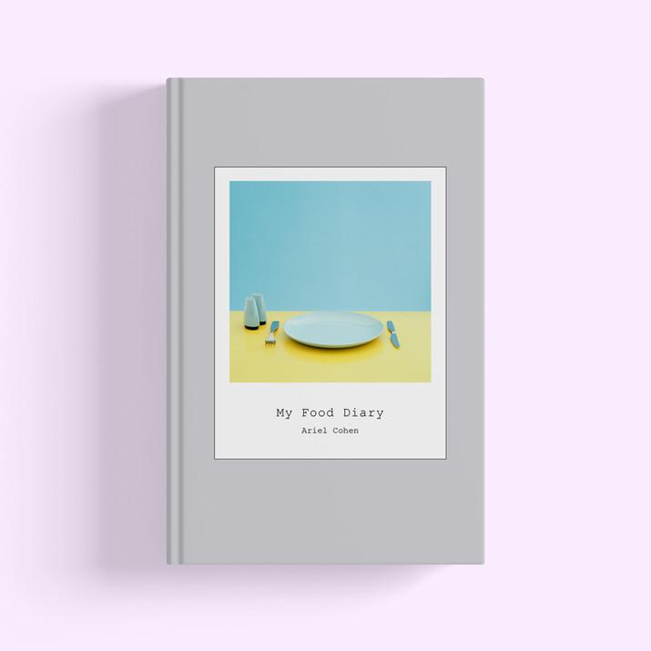 My Food Diary Diet Book