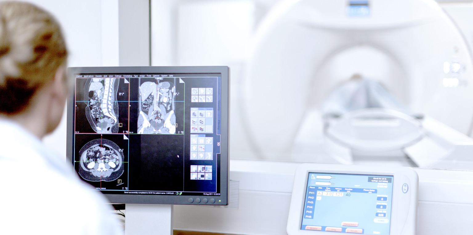 TC scan มะเร็ง