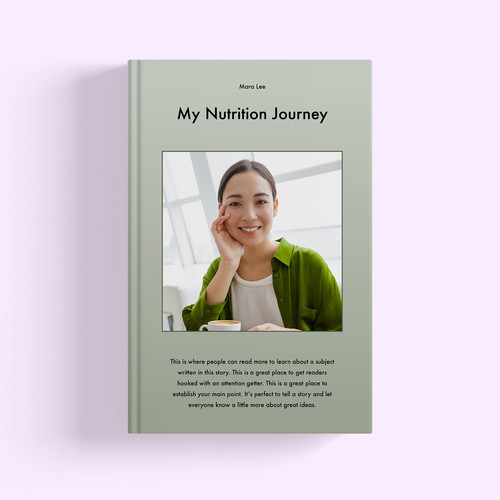 My Nutrition Journey Diet Book