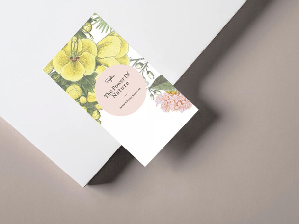 Power of Nature stationary