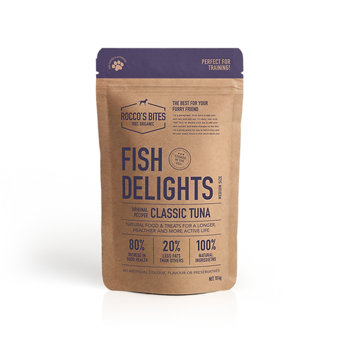 Fish Delights - Classic Tuna