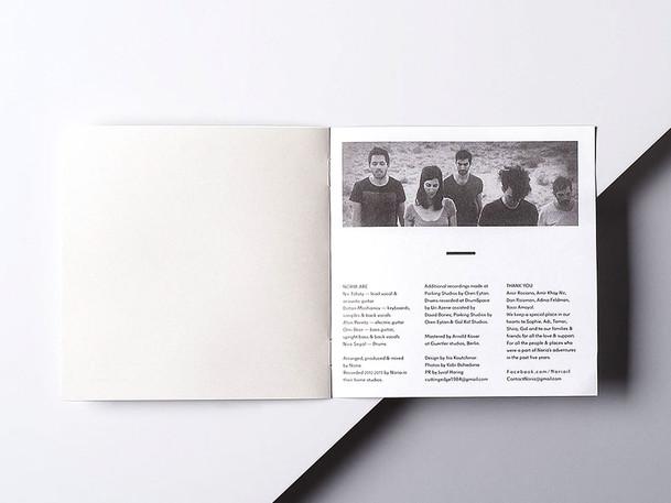 Open Disc Booklet