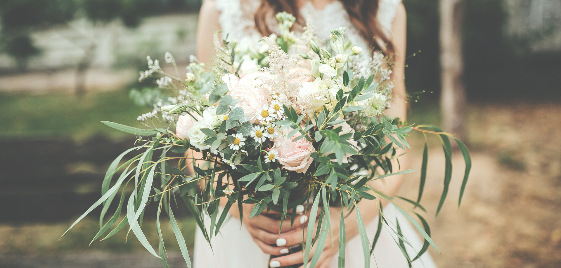 It's all about the bouquet